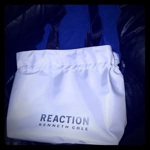 White Reation Keneth Cole purse
